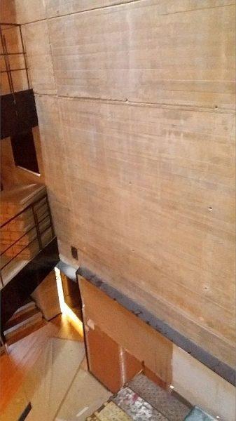 012 11-09-2017 Construcción de la pasarela lateral de la primera planta
