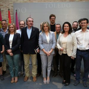 """Milagros Tolón presenta la Semana Grande del Corpus, """"nuestra mejor seña de identidad"""", con una gran programación cultural"""