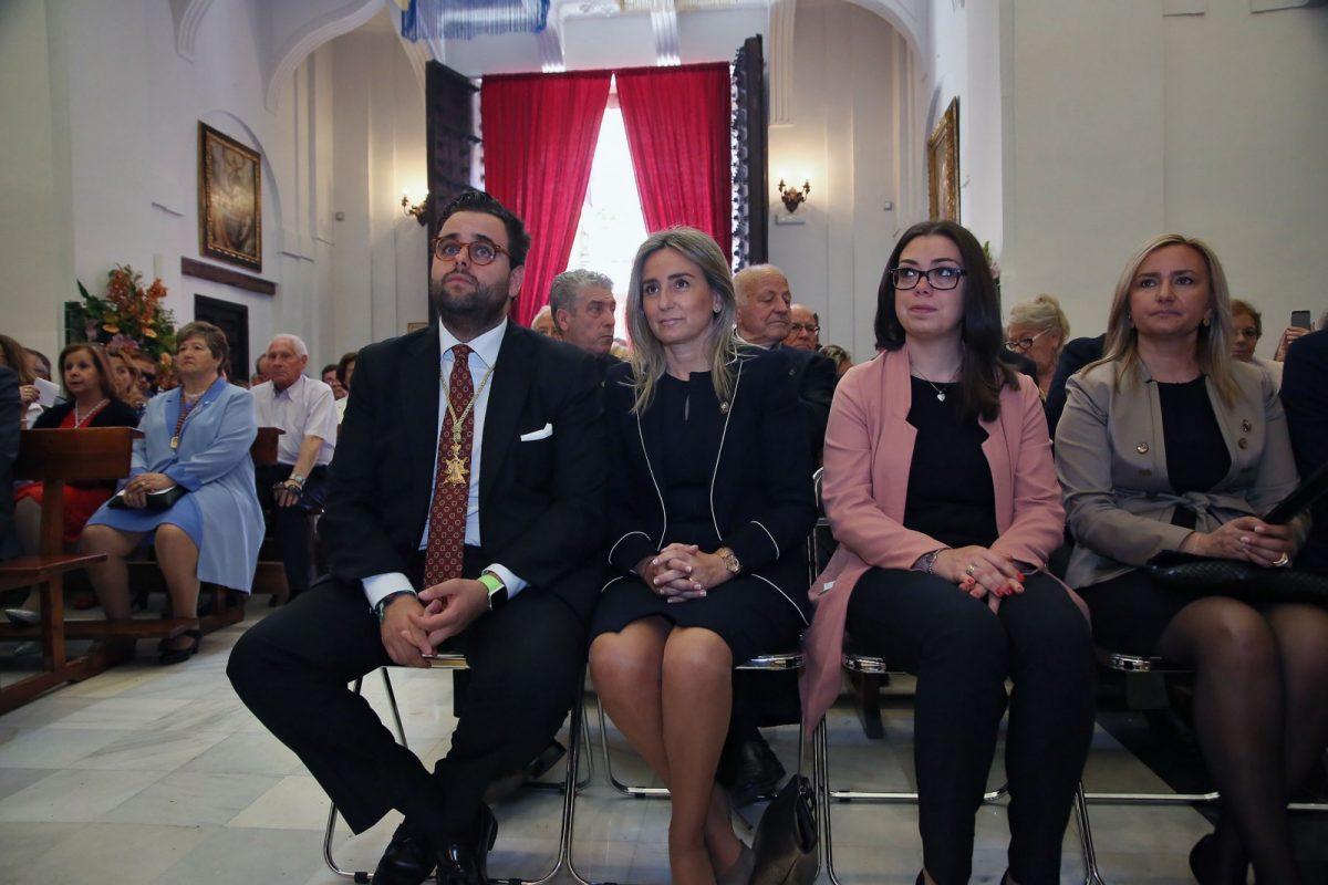 http://www.toledo.es/wp-content/uploads/2018/05/04_virgen_estrella-1200x800.jpg. Milagros Tolón acompaña a la Hermandad de la Virgen de la Estrella en los actos previos a la procesión por las calles de Toledo