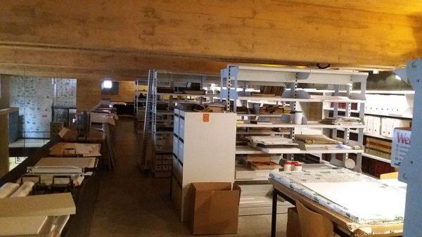 086 05-02-2018 Traslado de manteriales de la planta tercera del archivo.