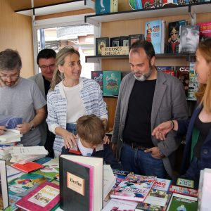 Milagros Tolón destaca la programación de la XIII Feria del Libro con actividades para seguir avanzando en igualdad y visibilidad