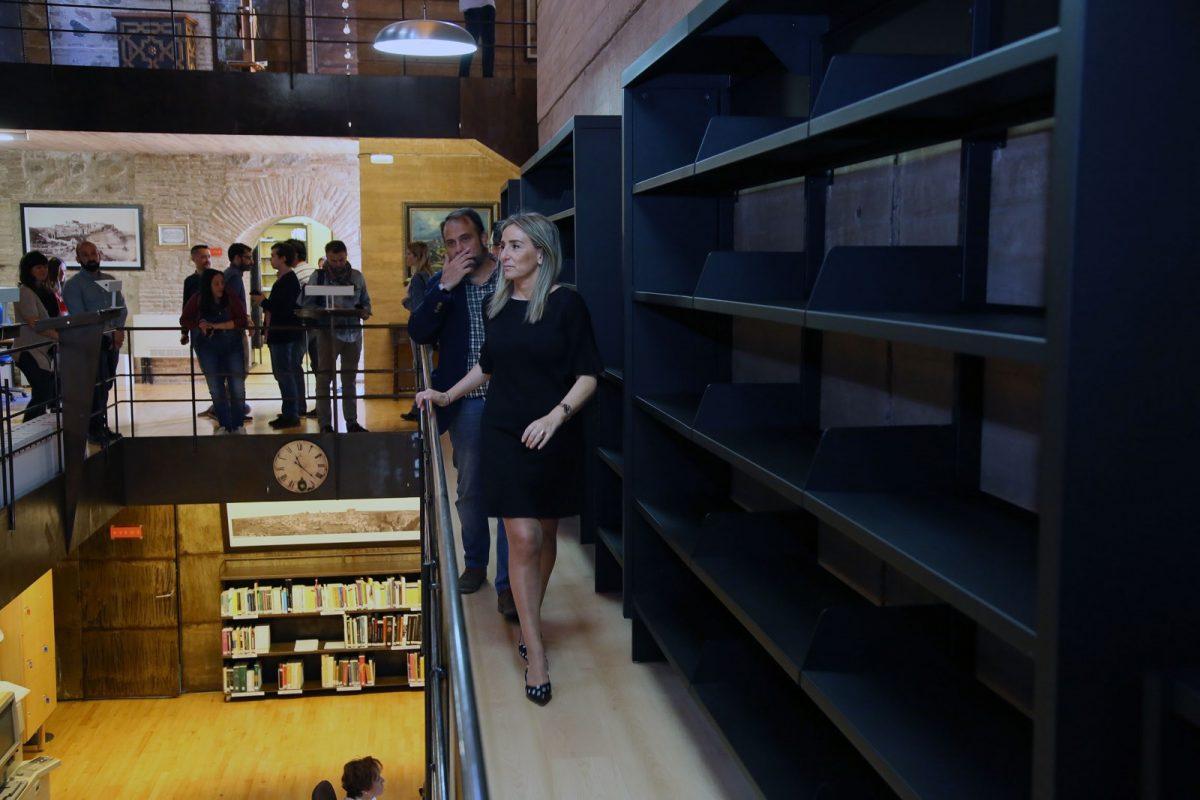 El Ayuntamiento acomete la ampliación del Archivo Municipal, comprometida por el Gobierno local para la presente legislatura