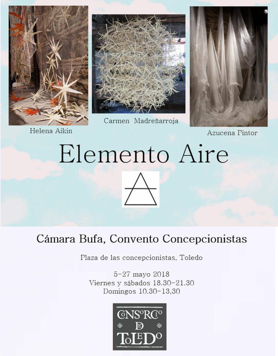 """https://www.toledo.es/wp-content/uploads/2018/05/aire-939x1200.png. Inauguración de la instalación """"AIRE"""""""