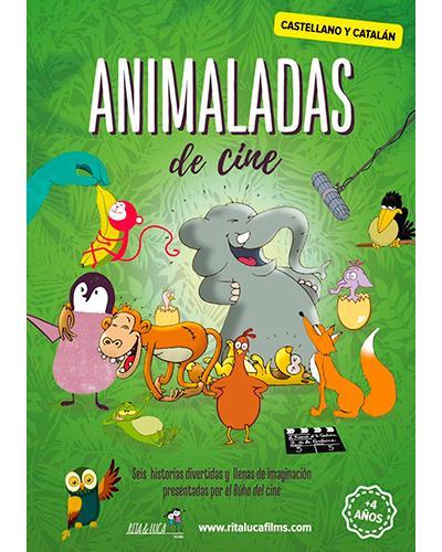 https://www.toledo.es/wp-content/uploads/2018/05/animaladas-de-cine.jpg. DVD INFANTIL NOVIEMBRE 2019