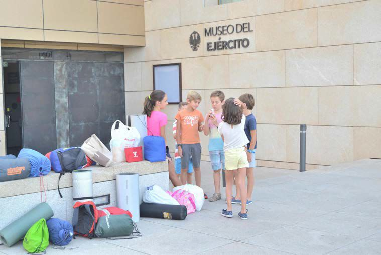 """https://www.toledo.es/wp-content/uploads/2018/05/campamento.jpg. CAMPAMENTO DE VERANO: """"Jornadas de Patrimonio para jóvenes"""""""