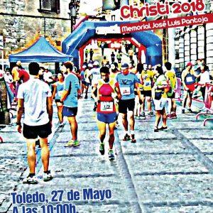 XIX Carrera Corpus Christi de Toledo. Memorial José Luis Pantoja