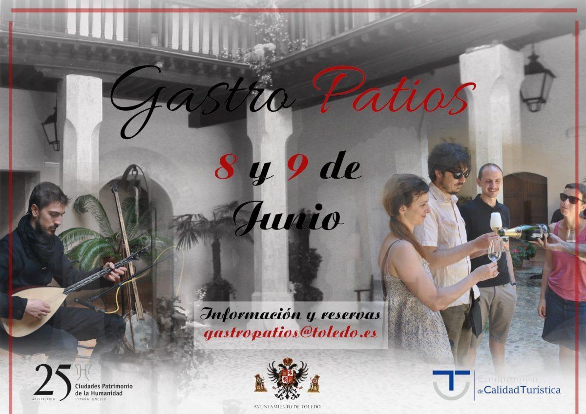 https://www.toledo.es/wp-content/uploads/2018/05/cartel-gastropatios-1200x848-1-1200x848.jpg. III Edición de 'Gastropatios'