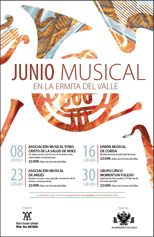 https://www.toledo.es/wp-content/uploads/2018/05/cartel_conciertos_ermita.jpg. Junio Musical en la Ermita del Valle
