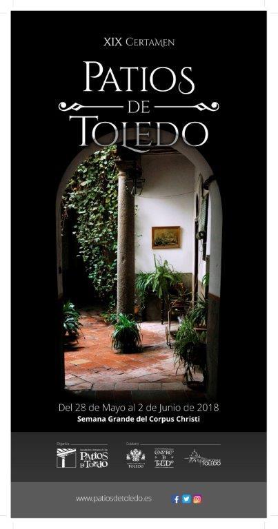 XIX Certamen Patios de Toledo