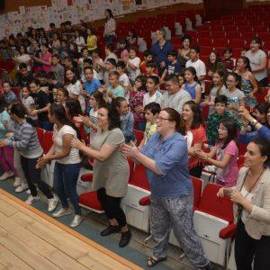 nos 3.500 alumnos de centros educativos de la ciudad participan en los Talleres de Igualdad del programa 'Toledo Educa'