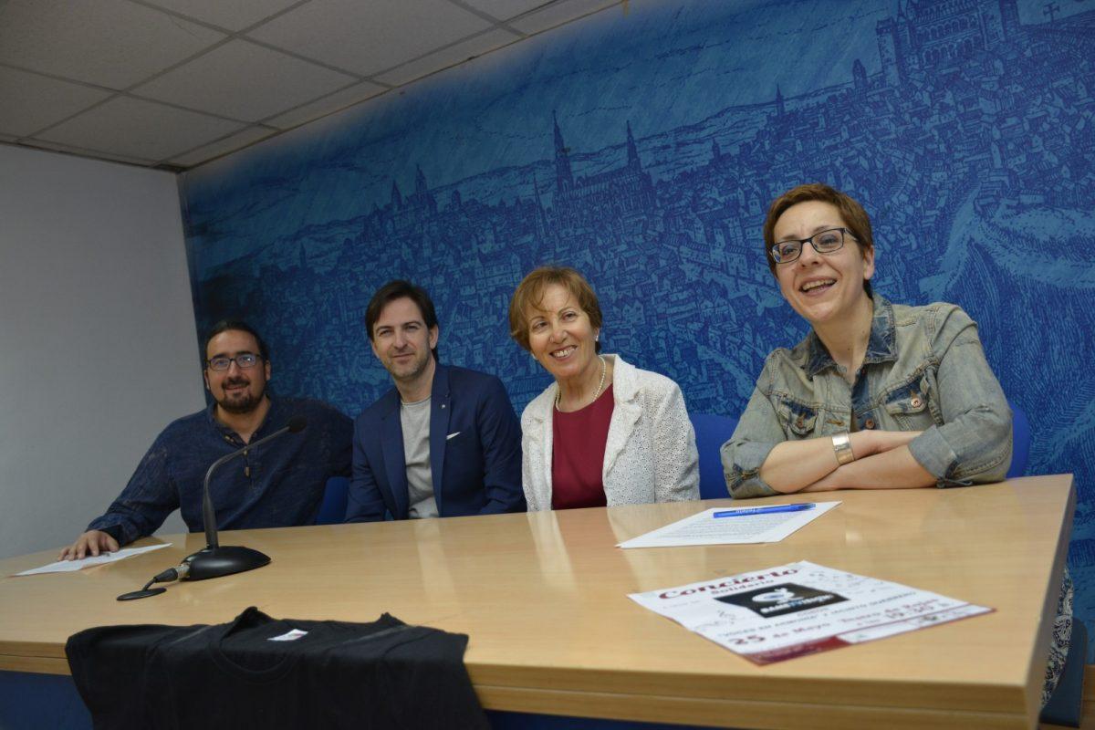 http://www.toledo.es/wp-content/uploads/2018/05/concierto-solidario_1-1200x800.jpg. El Teatro de Rojas acoge este viernes un concierto solidario con apoyo municipal para concienciar sobre la retinosis pigmentaria
