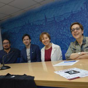 El Teatro de Rojas acoge este viernes un concierto solidario con apoyo municipal para concienciar sobre la retinosis pigmentaria