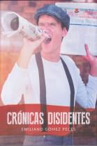 """https://www.toledo.es/wp-content/uploads/2018/05/cronicas-disidentes.jpg. Presentación de Ensayo """"Crónicas disidentes"""" y del poemario """"Versos del hambre"""""""