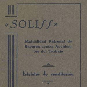 on motivo del 85 aniversario de la constitución de SOLISS
