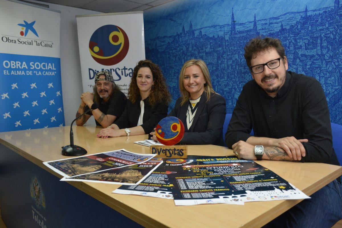 https://www.toledo.es/wp-content/uploads/2018/05/diversitas_2-1200x800.jpg. El Ayuntamiento promueve un Corpus inclusivo con actividades culturales como el 'Diversitas Fest' en cinco escenarios del Casco