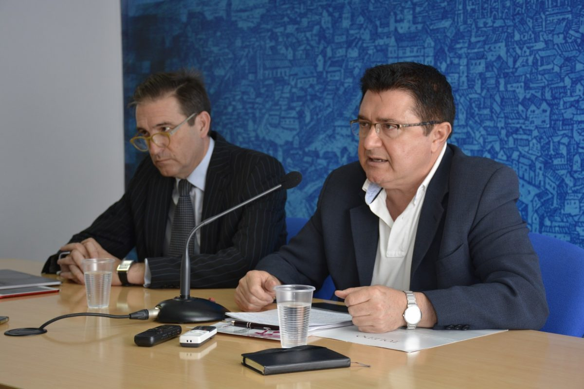 https://www.toledo.es/wp-content/uploads/2018/05/dsc0700-1200x800.jpg. La Oficina de Promoción Económica y Atracción de Inversiones atiende a una veintena de empresas en su proceso de implantación