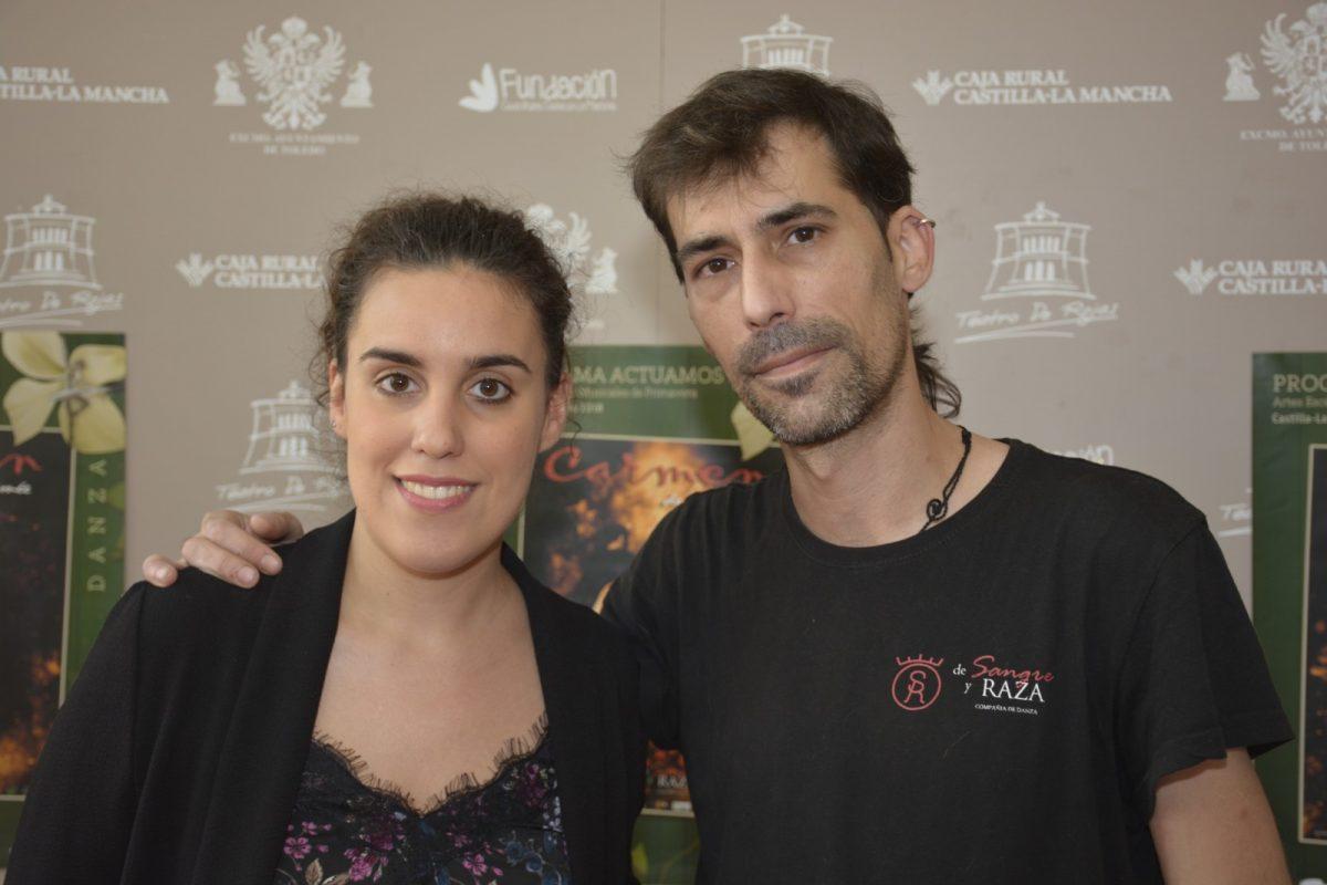 """https://www.toledo.es/wp-content/uploads/2018/05/dsc3896-1200x800.jpg. El Teatro de Rojas ofrece la puesta en escena """"más fiel"""" del libro Carmen de Mérimée e incluye grandes temas de Bizet"""