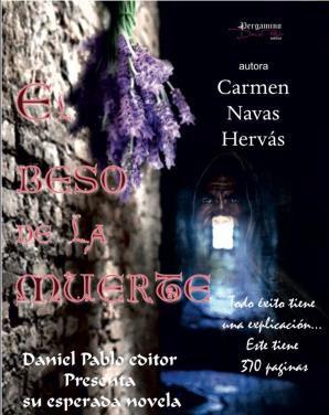 https://www.toledo.es/wp-content/uploads/2018/05/el-beso-de-la-muerte.jpg. Presentación del libro El beso de la muerte
