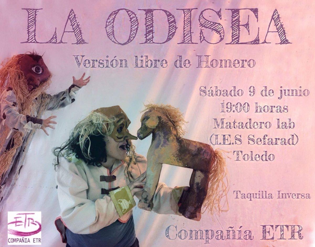 """https://www.toledo.es/wp-content/uploads/2018/05/etr-odisea-1200x942.jpg. """"LA ODISEA"""""""