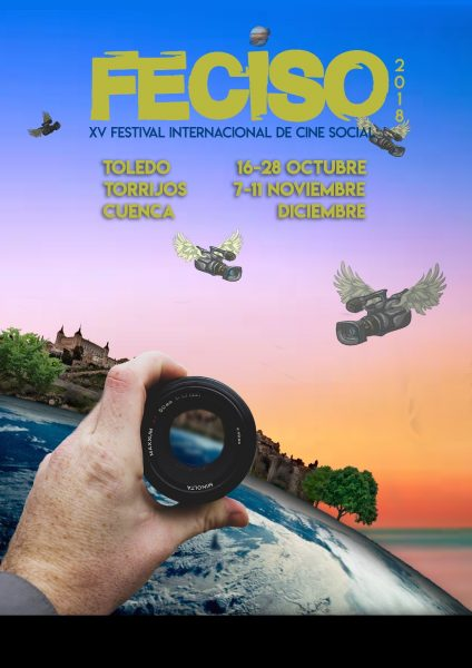 https://www.toledo.es/wp-content/uploads/2018/05/feciso-2018-424x600.jpg. XV Festival Internacional de Cine Social (Feciso)