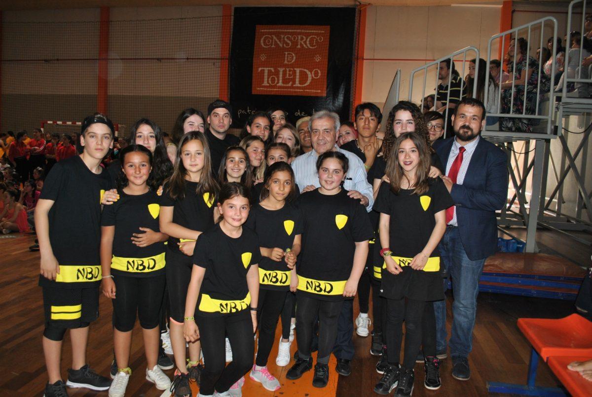 http://www.toledo.es/wp-content/uploads/2018/05/festival-grupos-baile-00-1200x806.jpg. El Ayuntamiento respalda el XXI Festival de Grupos de Baile celebrado en Toledo para ayudar en la investigación de la ELA