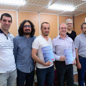 Palabras Sueltas' de Antonio Arteaga, ganador del II Concurso de Microrrelatos 'Toledo Contigo' del Ayuntamiento y Eroski