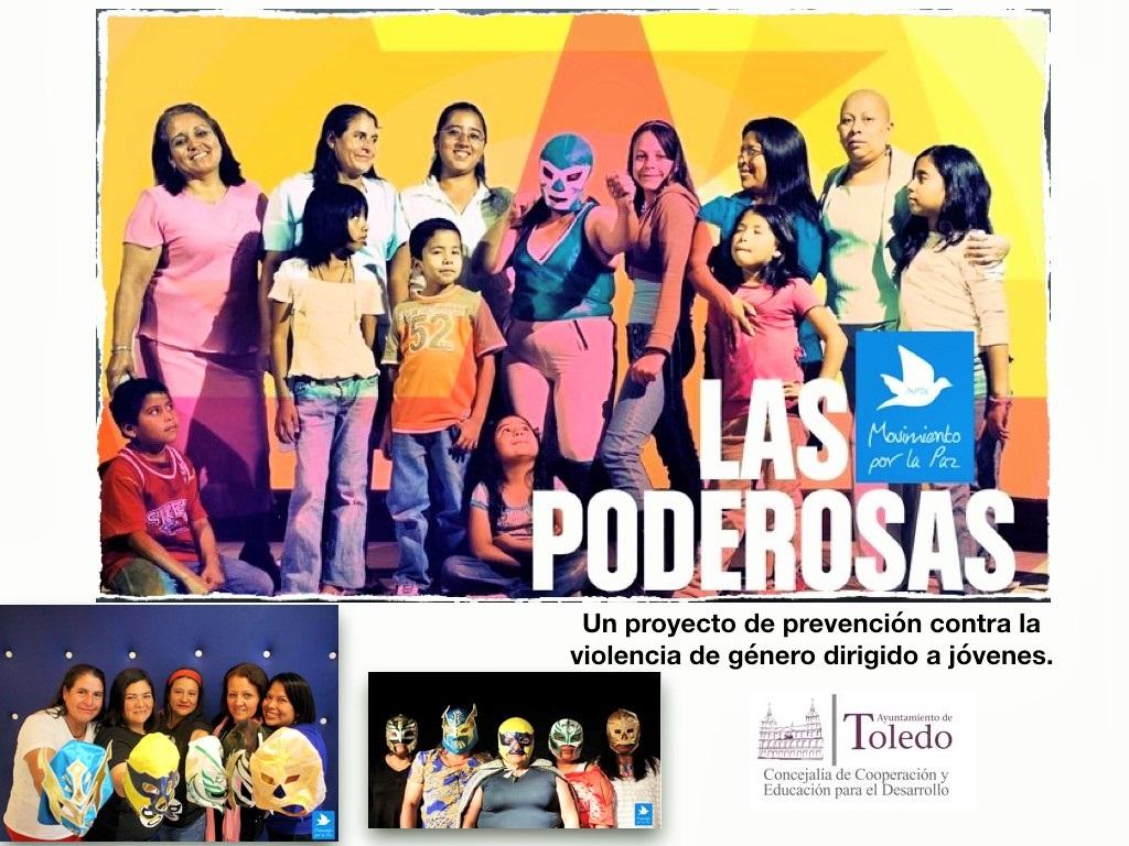 http://www.toledo.es/wp-content/uploads/2018/05/foto-las-poderosas-1.jpg. El alumnado del 'María Pacheco' y 'Princesa Galiana' se forma en igualdad para prevenir y erradicar la violencia machista