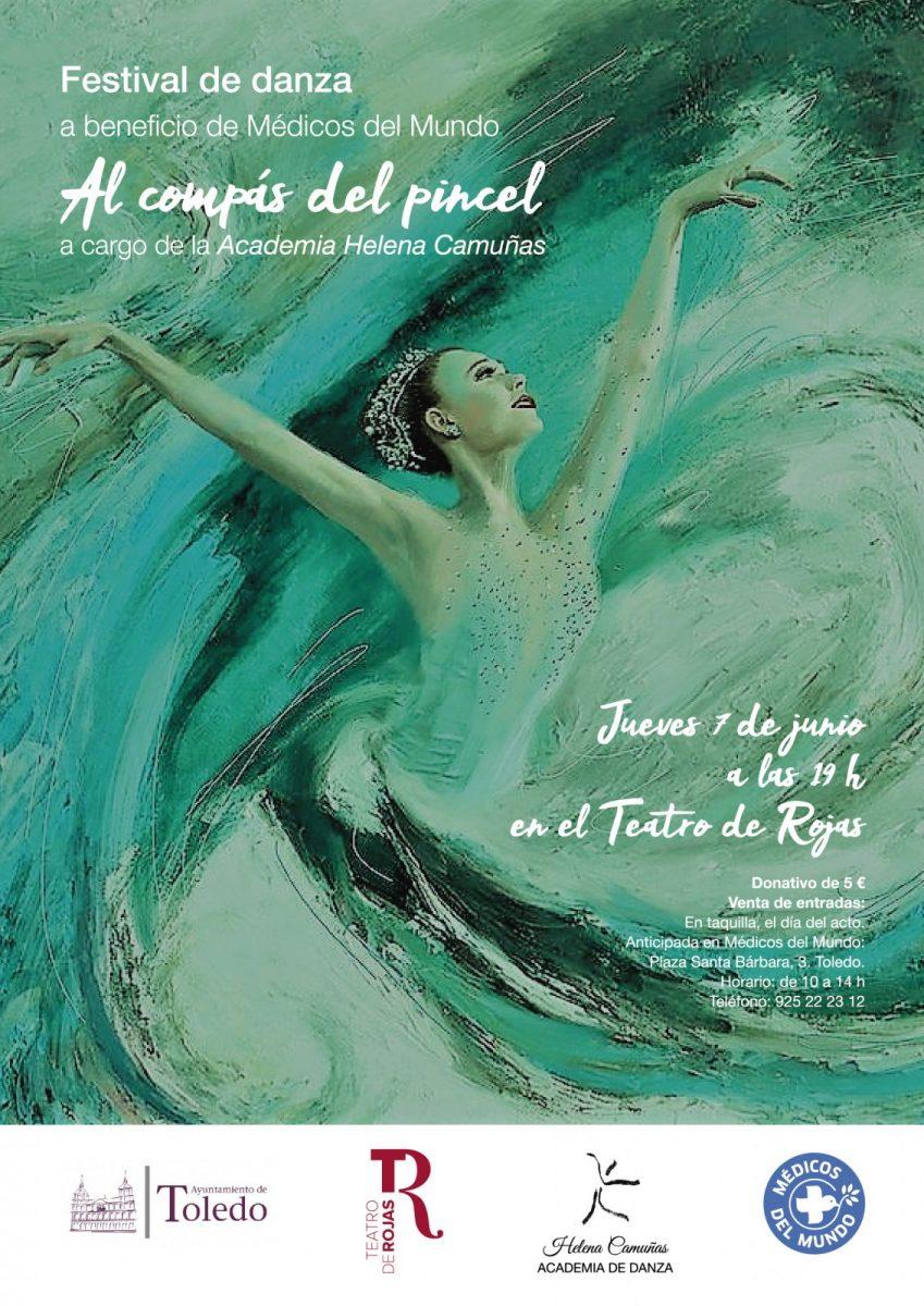 """https://www.toledo.es/wp-content/uploads/2018/05/helena_camunas_mdm_2-01-849x1200.jpg. Festival de Danza """"Al compás del pincel"""""""