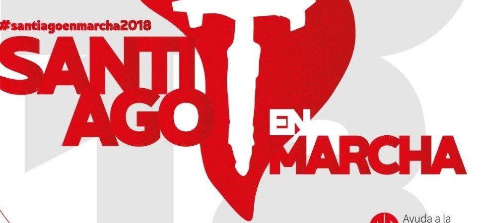 XIII Marcha Solidaria Santiago el Mayor