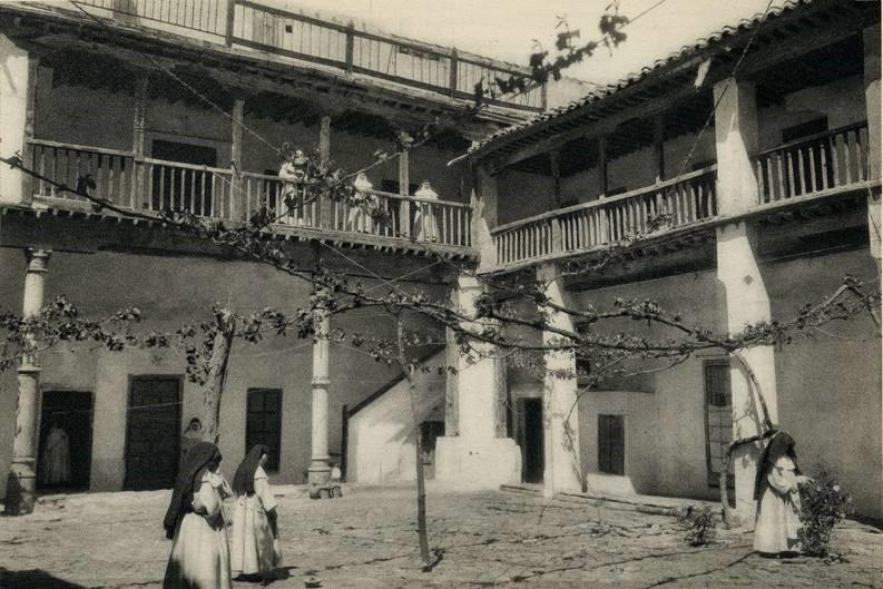 """https://www.toledo.es/wp-content/uploads/2018/05/imagen-exposicion-el-pulso-del-tiempo.jpg. Exposición: """"El pulso del tiempo. La vida en los conventos de Toledo"""""""