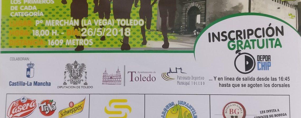 30 Milla Atlética de Toledo