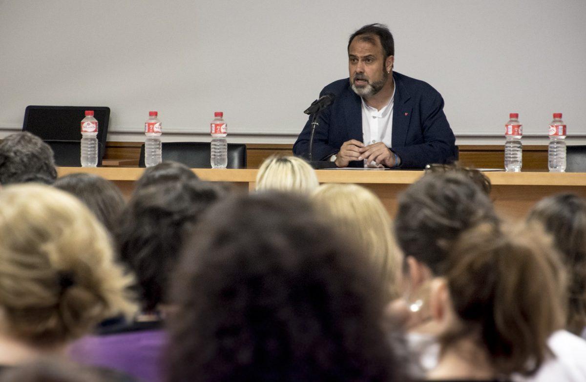 http://www.toledo.es/wp-content/uploads/2018/05/jornadas-formacion-02-1200x783.jpg. La Mesa Municipal de Apoyo a Personas Refugiadas forma a personal del Ayuntamiento en esta materia
