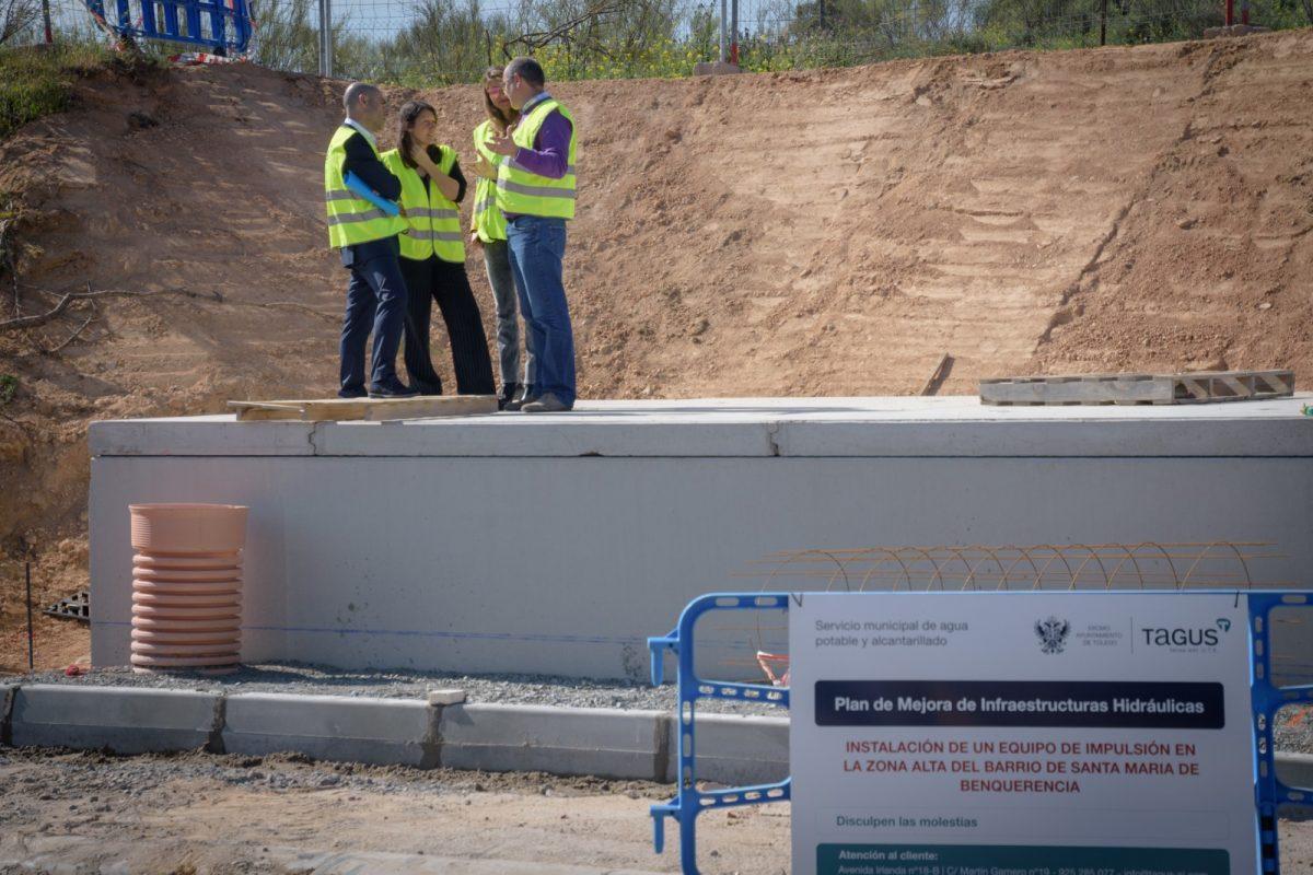 http://www.toledo.es/wp-content/uploads/2018/05/jp24202-1-1200x800.jpg. El Ayuntamiento de Toledo y Tagus acometen nuevas mejoras en las instalaciones de bombeo e impulsión de agua potable