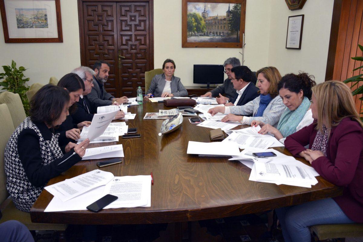 https://www.toledo.es/wp-content/uploads/2018/05/junta_gobierno_local-1200x800.jpg. Clasificada la propuesta para adjudicar la asistencia técnica de EDUSI
