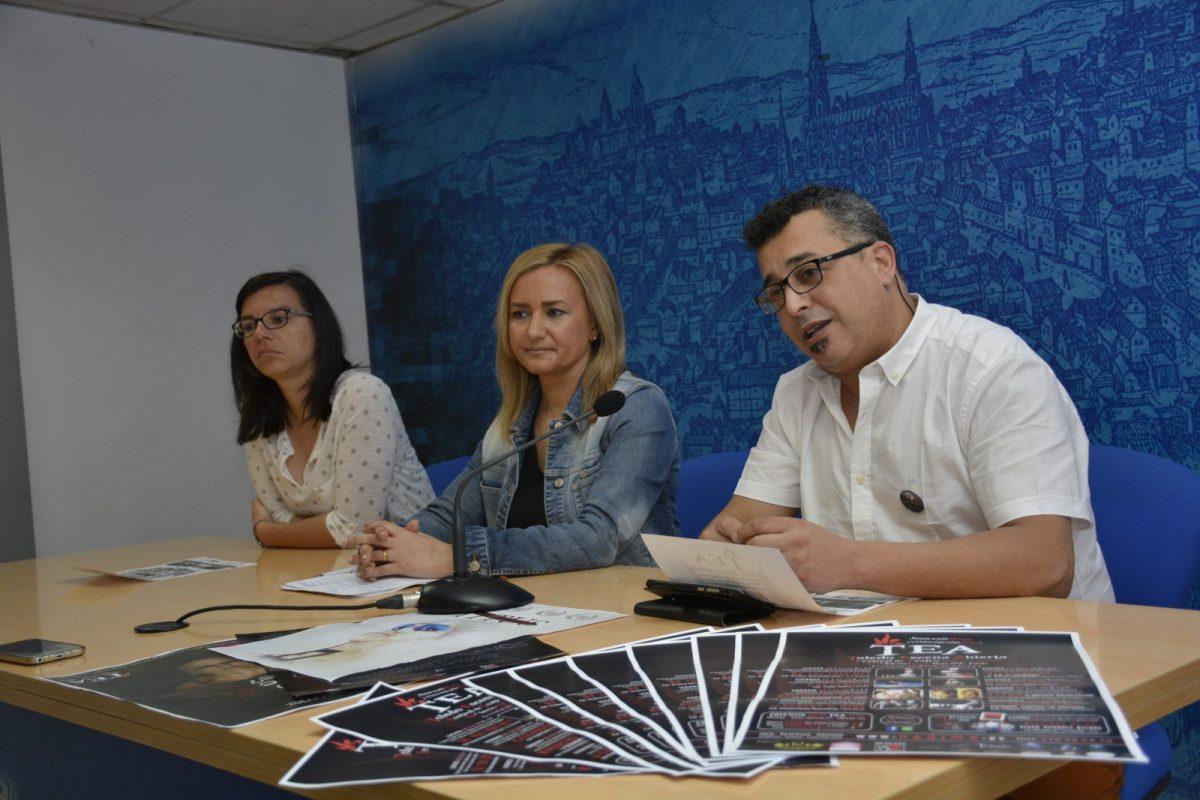 http://www.toledo.es/wp-content/uploads/2018/05/maria-teresa-puig_tea-1-1200x800.jpg. El XIV Festival de Teatro Independiente Toledo Escena Abierta se celebra del 10 al 20 de mayo con el impulso del Ayuntamiento