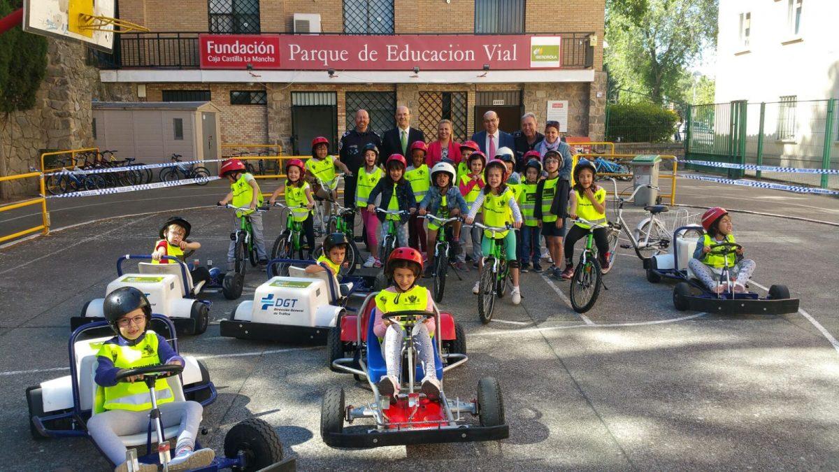 https://www.toledo.es/wp-content/uploads/2018/05/parqueseguridadvial-1200x675.jpeg. Un convenio de colaboración entre Iberdrola y el Ayuntamiento mejorará el mantenimiento y material del Parque de Educación Vial