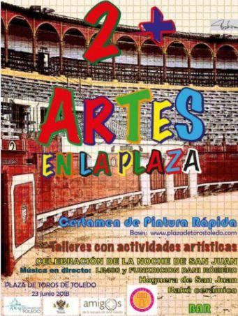 https://www.toledo.es/wp-content/uploads/2018/05/plaza-de-toros.jpg. 2 + Artes en la Plaza