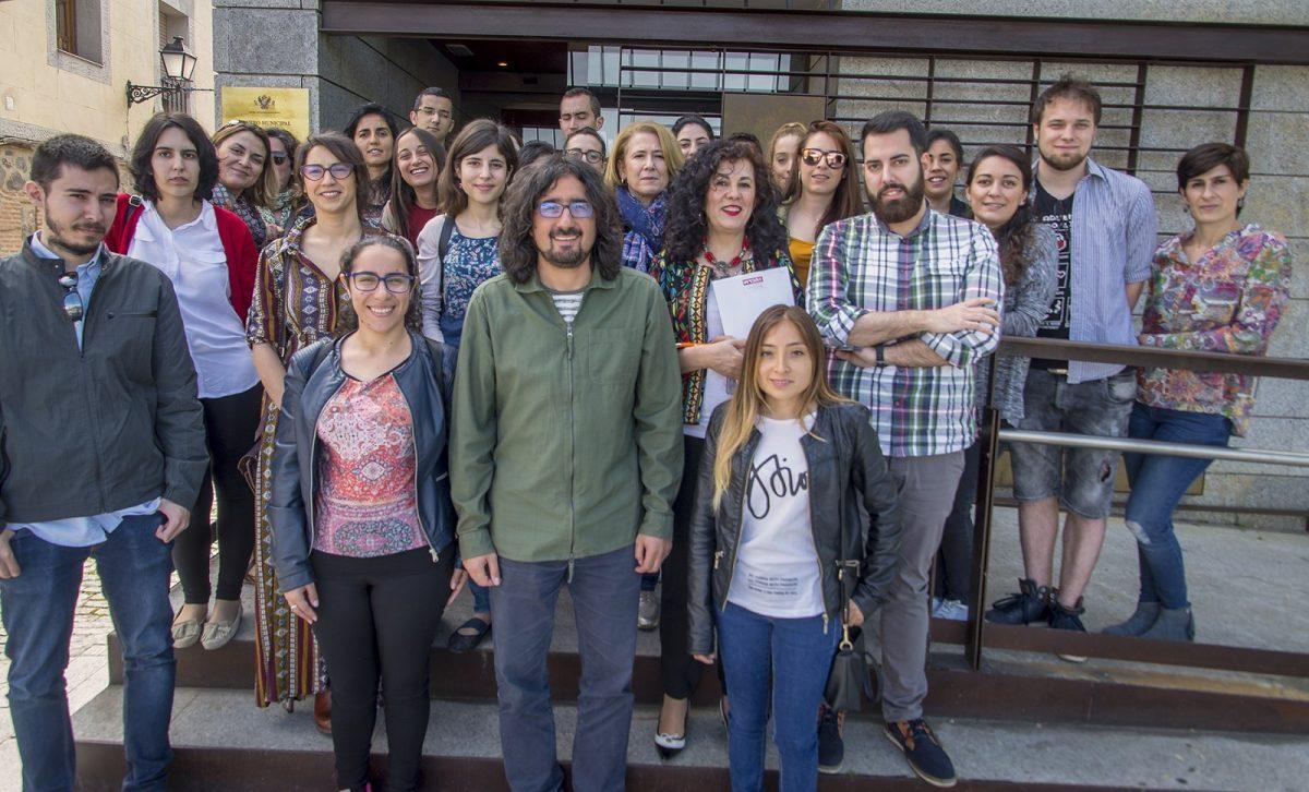 https://www.toledo.es/wp-content/uploads/2018/05/presentacion-itinerarios-03-1200x726-1-1200x726.jpg. Arrancan los itinerarios de Mediación Comunitaria e Intervención en Juventud del Programa de Garantía Juvenil