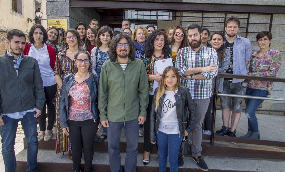 https://www.toledo.es/wp-content/uploads/2018/05/presentacion-itinerarios-03-1200x726.jpg. Arrancan los itinerarios de Mediación Comunitaria e Intervención en Juventud del Programa de Garantía Juvenil