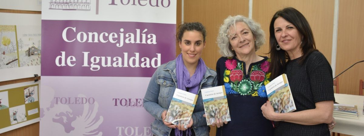 Carmen Peire comparte en la XIII Feria…