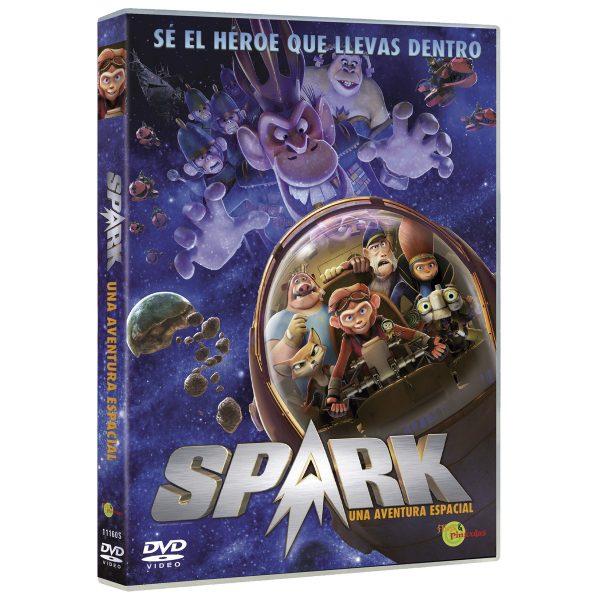 SPARK Sé el Héroe que llevas dentro