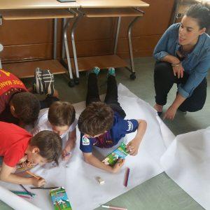 'Científicos y científicas alienígenas', nuevo taller de la Escuela Toledana de Igualdad en las antiguas escuelas de Azucaica