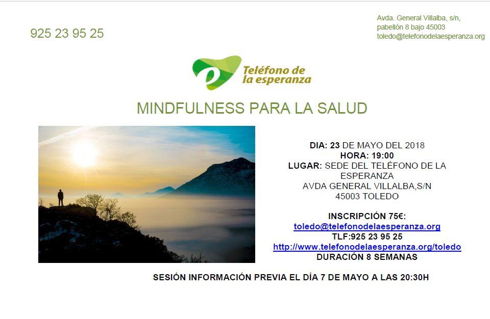 https://www.toledo.es/wp-content/uploads/2018/05/telefono-de-la-espareanza.jpg. MINDFULNESS PARA LA SALUD