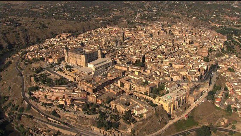 """CUENTACUENTOS: """"Toledo, ciudad de leyenda"""""""