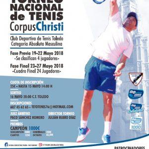 XVII Torneo Corpus Christi de Tenis