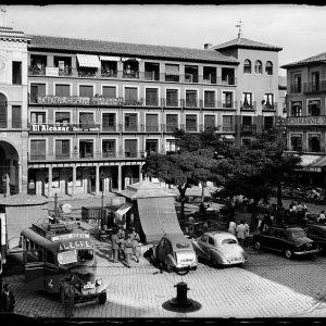 """""""Toledo en las fotos de Ediciones Artigot (1952)"""", nueva exposición virtual del Archivo Municipal"""