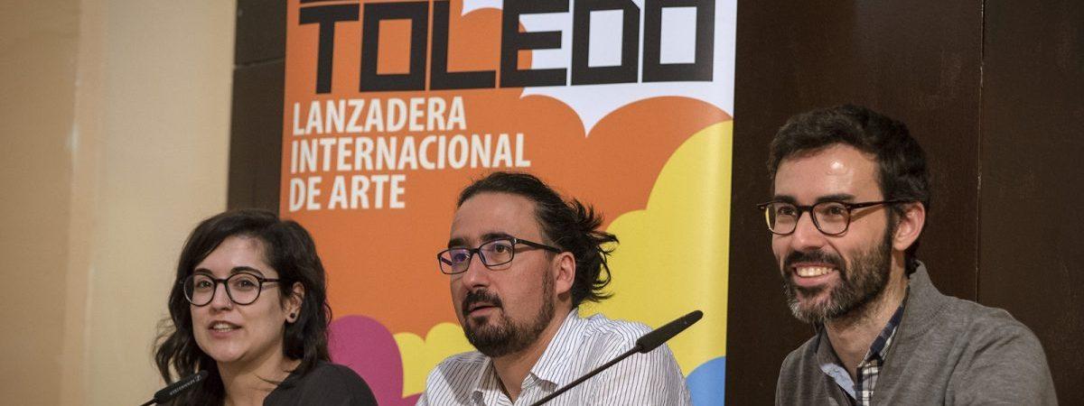 El festival de arte contemporáneo 'Cohete Toledo'…