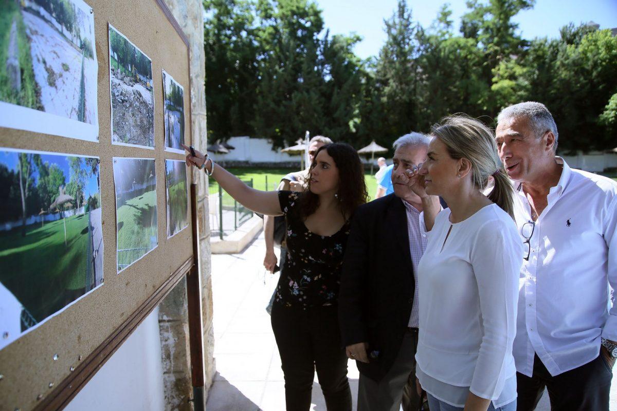El Ayuntamiento pone a punto las piscinas municipales que este sábado se abren al público con mejoras en las instalaciones