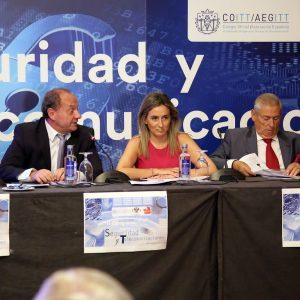 El Congreso Internacional de Seguridad y Telecomunicaciones se consolida en Toledo con la celebración de su tercera edición