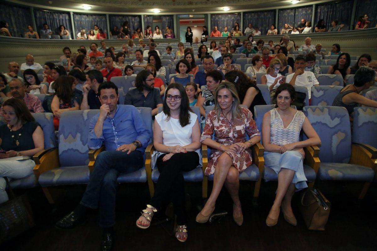 """La Escuela de Municipal de Música """"Diego Ortiz"""" celebra en el Teatro Rojas su festival de fin de curso"""